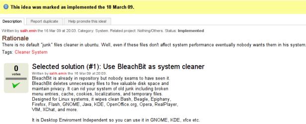 ubuntu_brainstorm_bleachbit