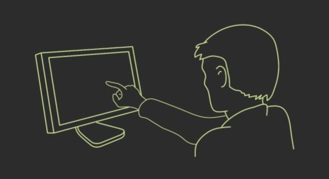 Αλληλεπίδραση με το Desktop του μέλλοντος