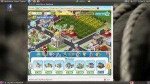 CityVile in Mozilla Prism