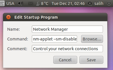 edit network applet ubuntu