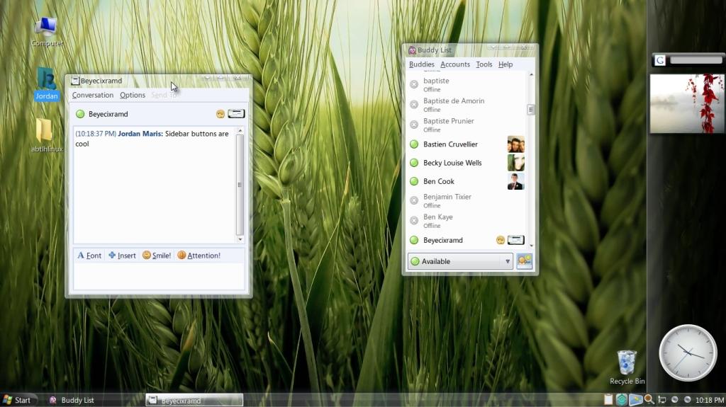 ubuntu-vista-theme