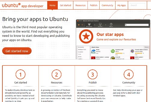 ubuntu-app-developer-site