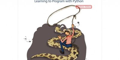 Snake Wrangling: Δωρεάν βιβλίο προγραμματισμού σε Python για μικρα παιδιά