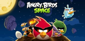 Angry Birds Space - promo