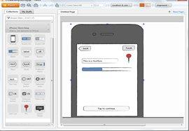 pencil project mobile ui
