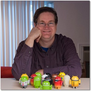 There is No Fragmentation just Android clones: DanMorill
