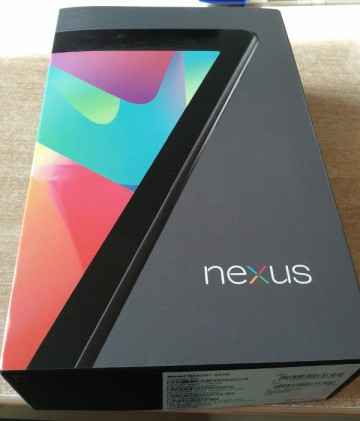 Nexus 7 First things to do