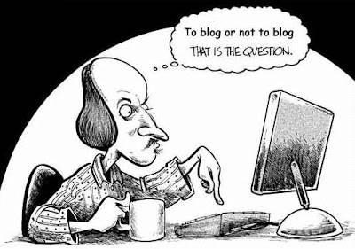 blogging και χρόνος