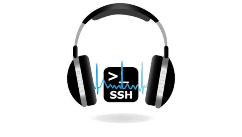 SSH audio forwarding για μεταφορά ήχου μέσω ssh