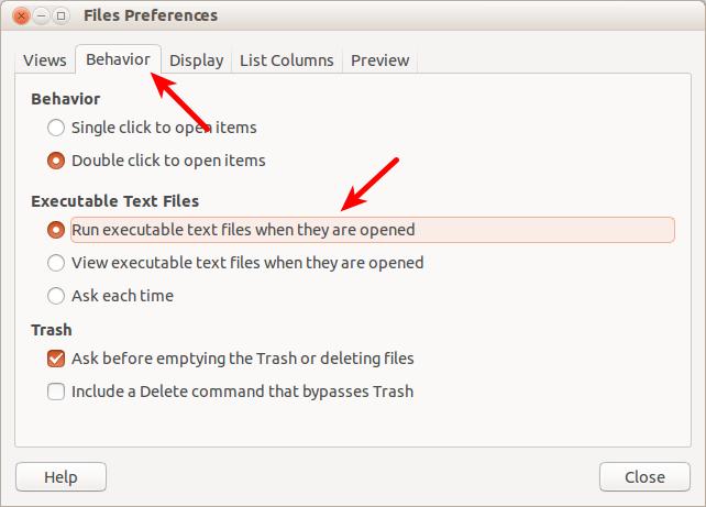 ubuntu-nautilus-scripts-execution-enable