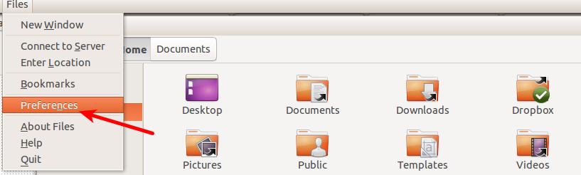 ubuntu-nautilus-scripts-execution