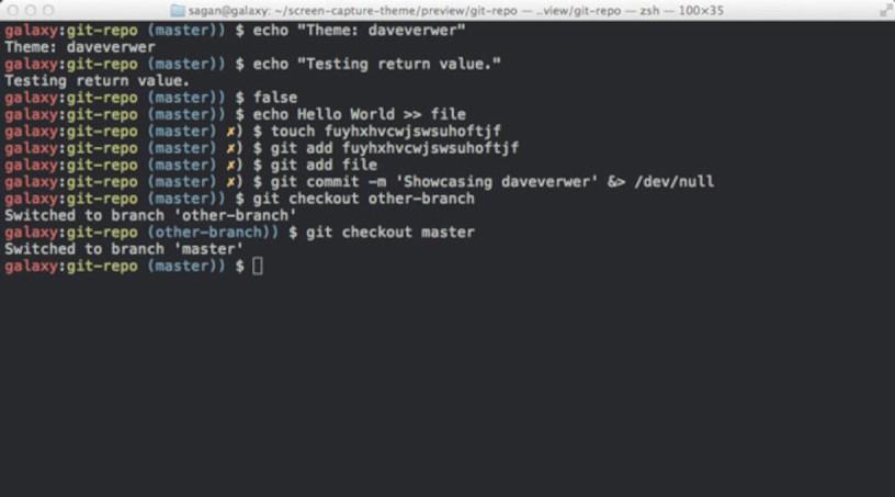 Pimp my shell : αντικαταστήστε το bash με το zsh και αναβαθμίστε την εμφάνιση του