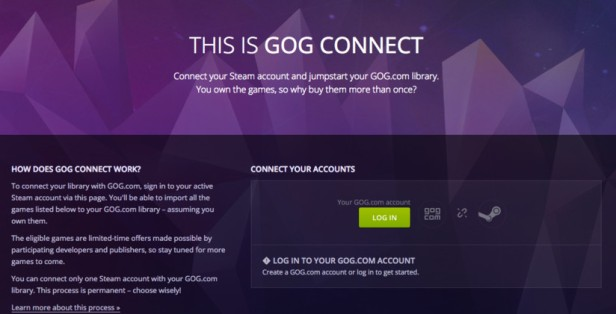 gog-connect-antepithesi-sto-steam-drm-free