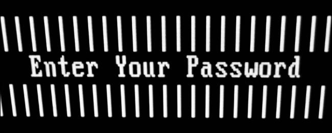 """Η χρήση password είναι μια καλή συνήθεια που όμως στα windows παρακάμπτεται χάριν """"ευκολίας""""."""