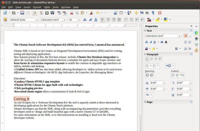 Το libreoffice είναι μόνο μια από τις πολλές εναλλακτικές σουίτες γραφείου που υπόσχεται να κάνει σχεδόν τα πάντα που κάναμε με το MS Office.