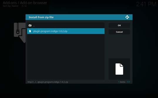 kodi-egkatastasi-ruthmish-indigo-tool-install