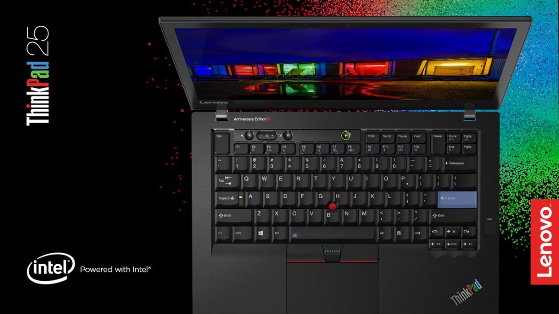 Lenovo 25th Anniversary