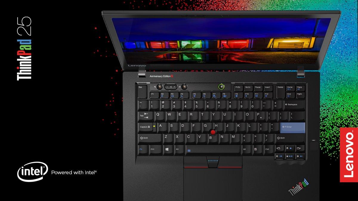 Lenovo 25th Anniversary