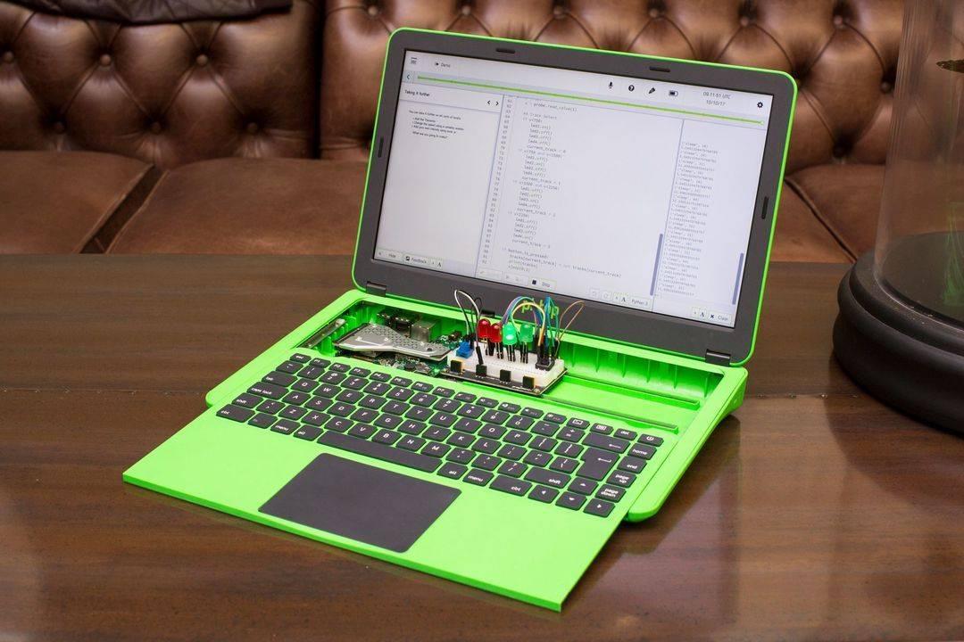 Pi-Top Raspberry Pi φωρητός υπολογιστής Laptop