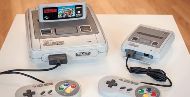 SNES classic VS SNES mini