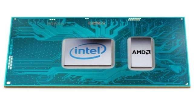Intel CPU με AMD GPU
