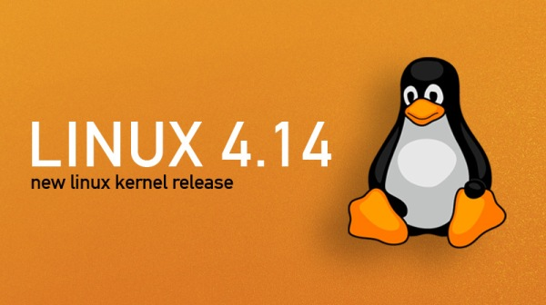 linux kernel 4.14