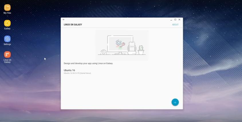 samsung linux on galaxy με ubuntu