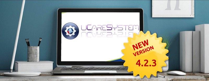 ucaresystem core έκδοση v4.2.3