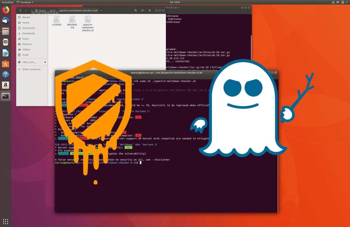 Ελέγξτε αν ο υπολογιστής σας είναι ευάλωτος στα Meltdown και Spectre