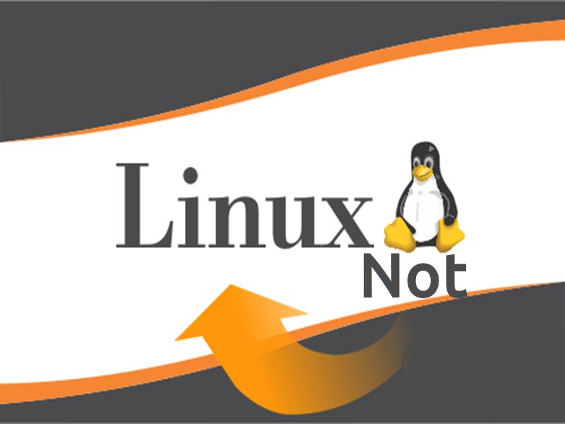 not-linux