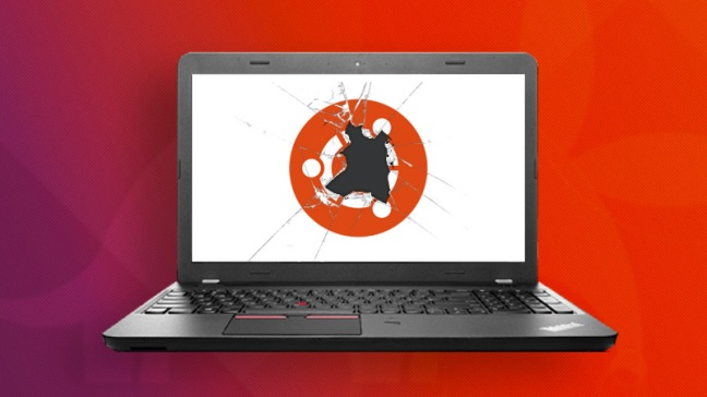 ubuntu laptop 17.10
