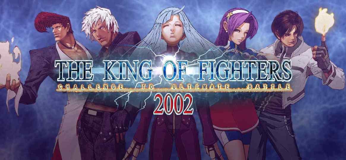 Επιστροφή στα ουφάδικα : Το King Of Fighters 2002 δωρεάν στο GOG και παίζει σε Linux