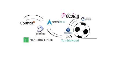 Το μέλλον του Linux desktop είναι rolling;