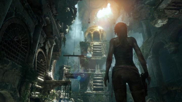Το Rise Of The Tomb Raider έρχεται στο Linux