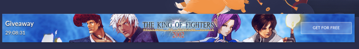 King Of Fighters 2002 GOG