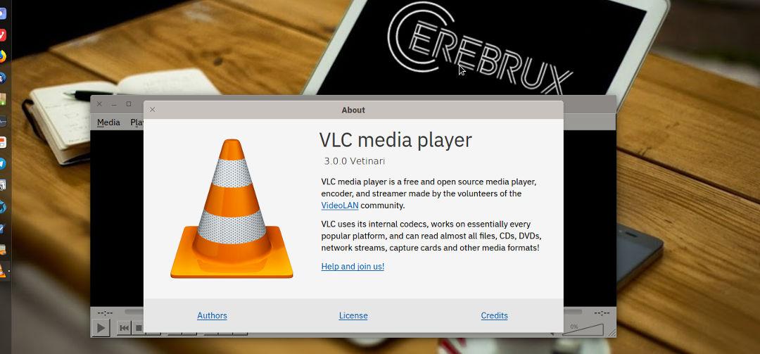 Η νέα έκδοση VLC 3.0 είναι διαθέσιμη για λήψη