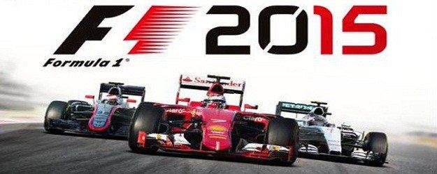 F1 2015 δωρεάν στο Steam