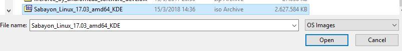 ISO select