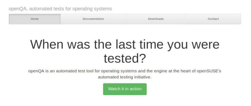 OpenQA: Αυτόματος έλεγχος εγκατάστασης Linux  Video