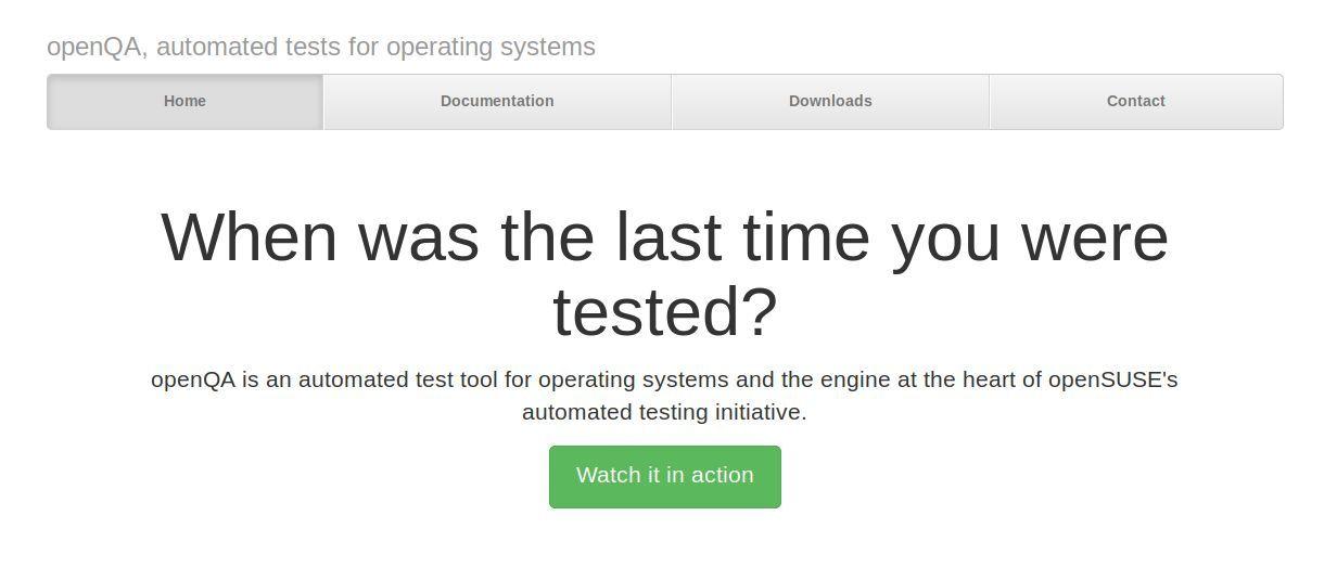 openqa ubuntu