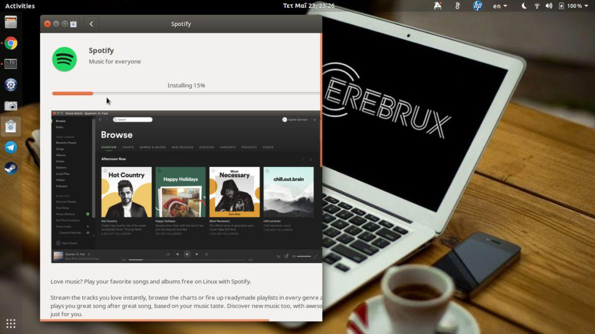 Spotify: Οδηγός εγκατάστασης σε Linux