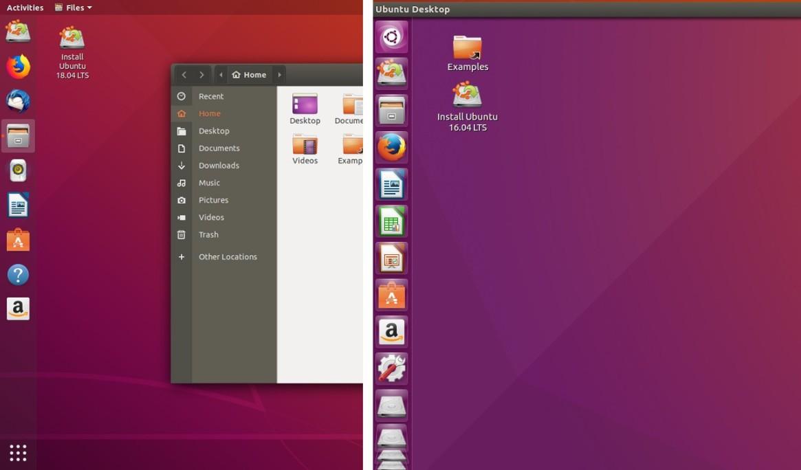 Αξίζει η αναβάθμιση; Διαφορές του Ubuntu 16.04 με το Ubuntu 18.04