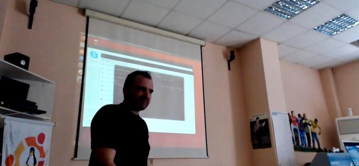 Δείτε την παρουσίαση του Ubuntu 18.04 στον σύλλογο GreekLUG   Video