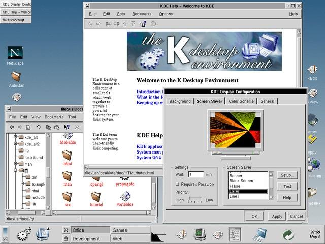 Istoria-grafikou-perivalontos-KDE