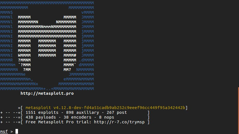 Metasploit_Framework-port-scanning