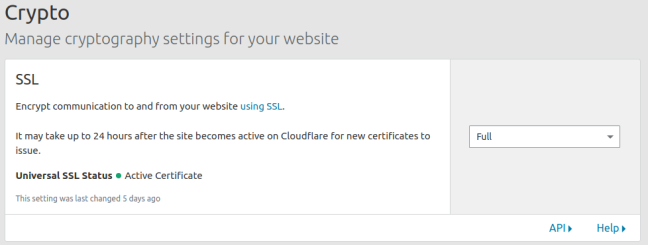 Cloudflare 10