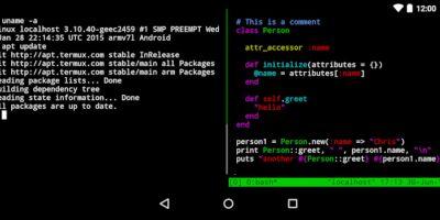 Πώς να χρησιμοποιήσετε το Termux: Τερματικό περιβάλλον Linux στο Android κινητό μας