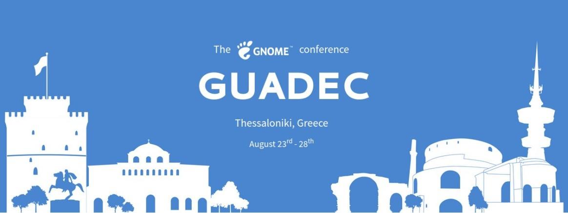 Τα βίντεο του συνεδρίου GUADEC 2019 του GNOME είναι διαθέσιμα