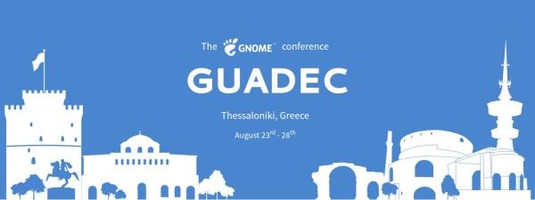 Συνέδριο GUADEC 2019 στη Θεσσαλονίκη