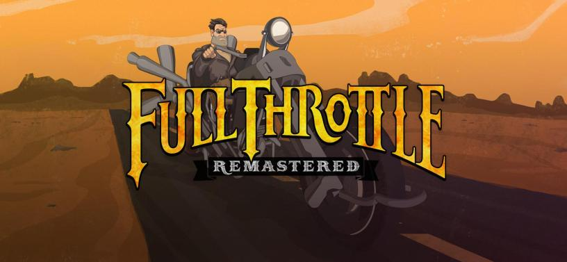 Full Throttle GOG cerebrux